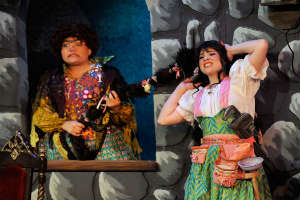 Orlando Shakespeare Theater's production of Rapunzel