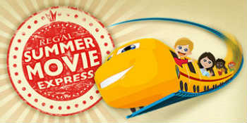 Regal 2014 Summer Movie Express