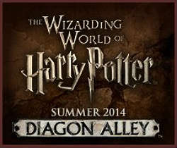Wizarding World of Harry Potter -- Diagon Alley
