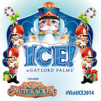 ICE! at Gaylord Palms presents The Nutcracker