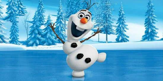Disney's Frozen Olaf