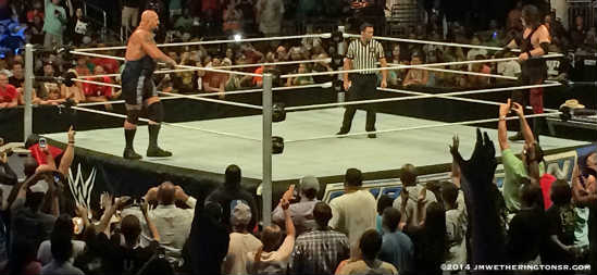 WWE Smackdown at the Amway Center July 22 - photo J.M. Wetherington