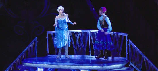 Out And About Disney On Ice Presents Frozen At The Amway