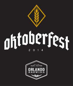 Orlando Brewing Oktoberfest 2014