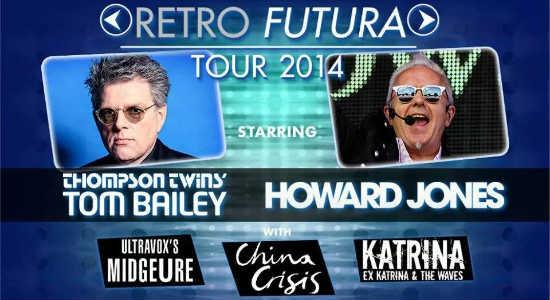 Retro Futura Tour