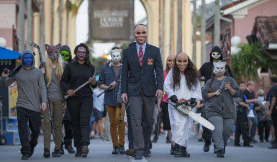 Halloween Horror Nights 24 - The Purge