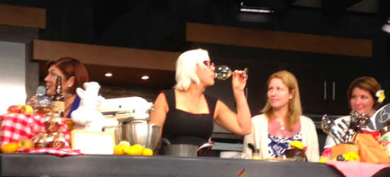 Orlando Chef Emily Ellyn at Epcot Food & Wine Fest