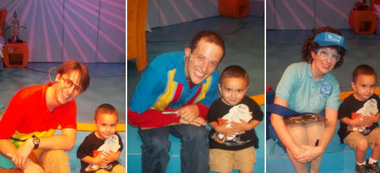 Orlando Shakespeare Theater presents The Musical Adventures of Flat Stanley
