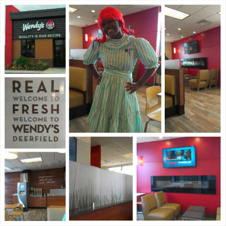 Wendy's remodeled