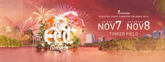 Electric Daisy Carnival (EDC) Orlando