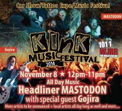 Kink Music Festival Brings The Rock To Central Florida Fairgrounds - Central florida fairgrounds car show