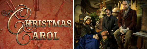 Orlando Shakespeare Theater in Partnership with UCF presents the Dickens' classic, A Christmas Carol