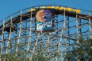 Busch Gardens Tampa To Close Gwazi Coaster In February Citysurfing
