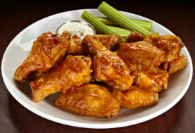 Duffy's Sports Grill Chicken Wings