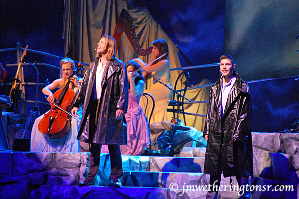 Celtic Thunder Tour 2015 at Hard Rock Live Orlando. Photo by J.M. Wetherington.