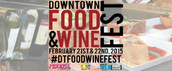 Downtown Food & Wine Fest in Orlando