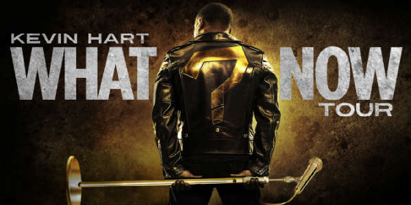 Kevin Hart The WHAT NOW? Tour