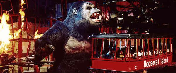Kongfrontation at Universal Studios Orlando