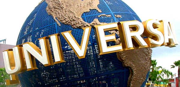 Universal Orlando park globe