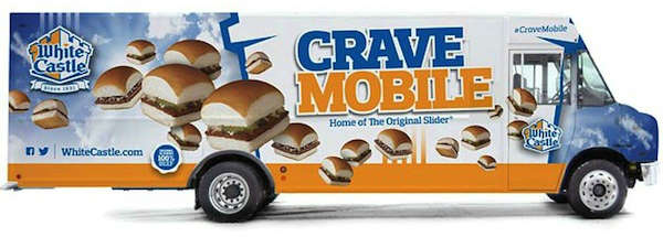 White Castle CraveMobile