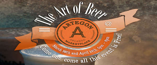 Artegon Mall The Art of Beer