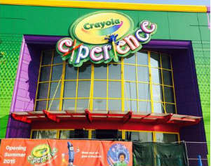 Crayola Experience at Florida Mall