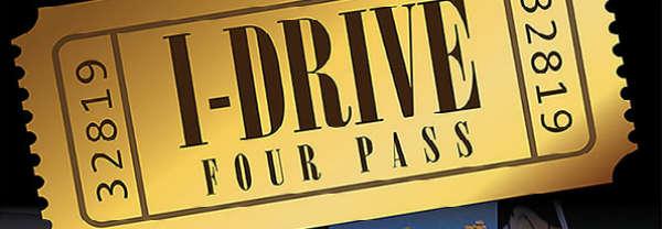 I-Drive Four Pass