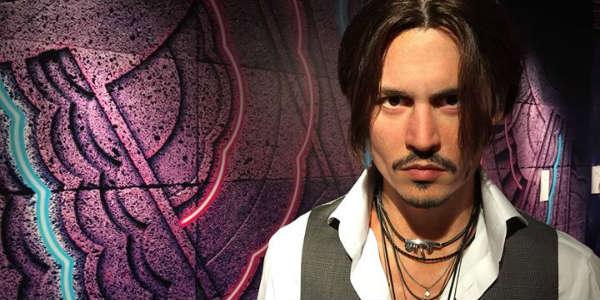 Madame Tussauds Orlando - Johnny Depp