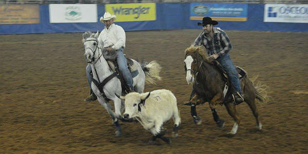 Silver Spurs Rodeo - photo by Kirk Garreans
