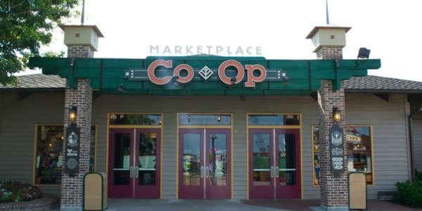 Marketplace Co-Op at Downtown Disney Marketplace