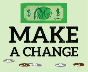 4 Rivers Smokehouse and The COOP are asking you to Make a Change