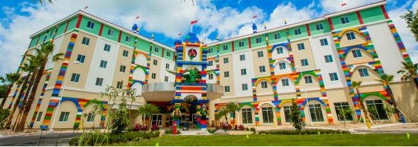 LEGOLAND Hotel Florida - exterior