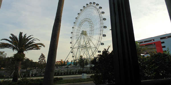McFadden's Irish Restaurant and Saloon Orlando - Orlando Eye view