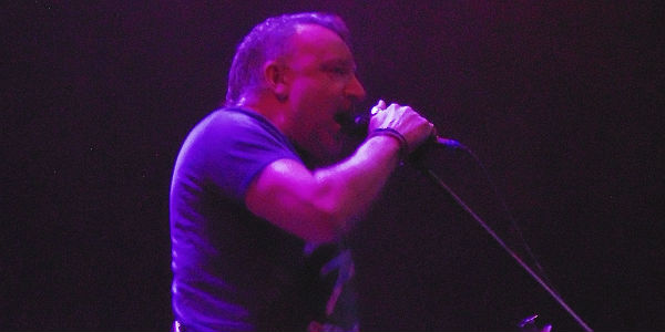 Peter Hook and The Light live at Plaza Live Orlando 4-19-15