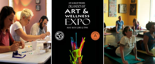 Orlando Art & Wellness Expo at the Artegon Marketplace