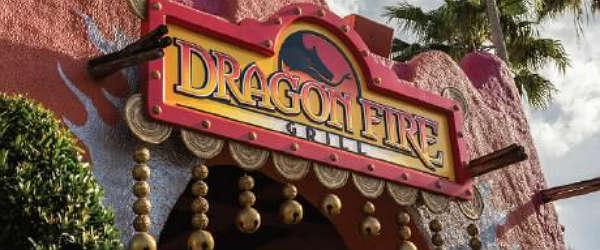 Dragon Fire Grill Busch Gardens Tampa