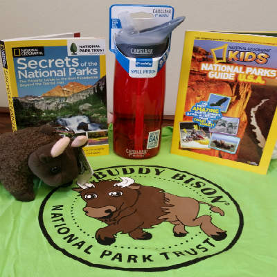 National Park Trust Prize Pack for #KidsToParks Day