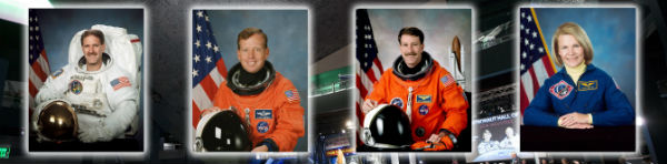 United States Astronaut Hall of Fame 2015 inductees