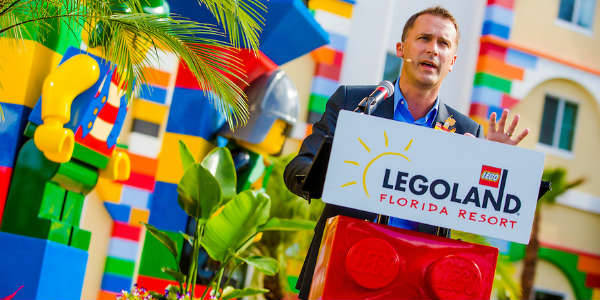 LEGOLAND Hotel Florida grand opening May 15