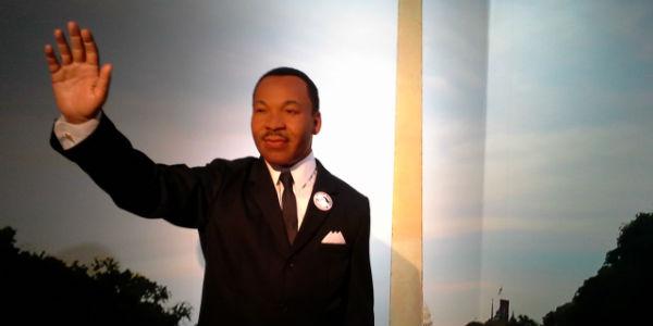 Madame Tussauds Orlando - Martin Luther King, Jr.