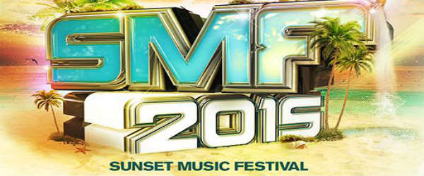 Sunset Music Festival 2015 in Tampa
