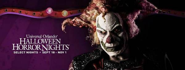 Halloween Horror Nights 25 at Universal Orlando