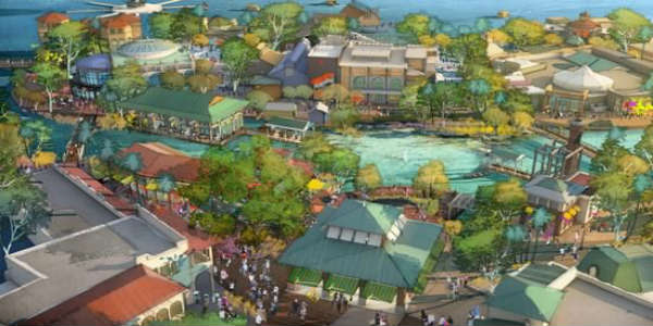 Disney Springs artist rendering