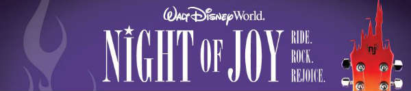 Night of Joy at Walt Disney World
