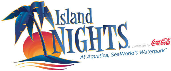 Island Nights presented by Coca-Cola at Aquatica Orlando