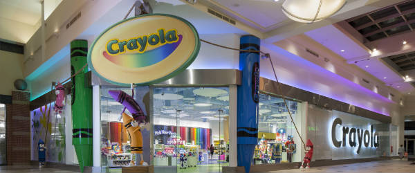 Crayola Store at The Florida Mall