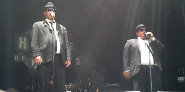 Jake & Elwood Blues Revue - House of Blues Hosts Local Brews Local Grooves