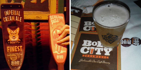 Bold City Brewery at House of Blues Local Brews Local Grooves