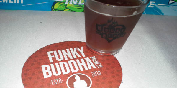 Blueberry Cobbler Ale from Funky Buddha