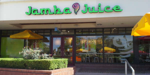 Jamba Juice Opens at Lake Buena Vista